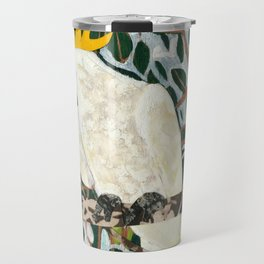 Sulphur-crested Cockatoo Travel Mug