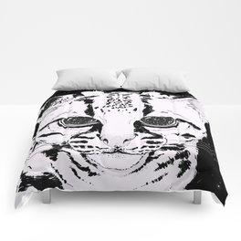 Leopardus Pardalis Comforters