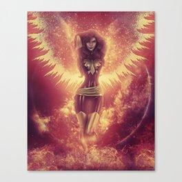 Dark Rising Canvas Print