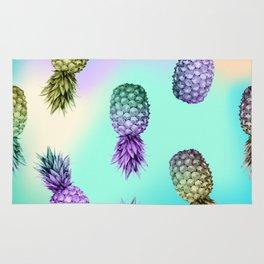 Pineapple Glow Rug