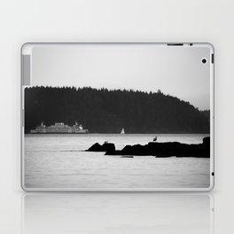 Ferry at the San Juan Islands Laptop & iPad Skin