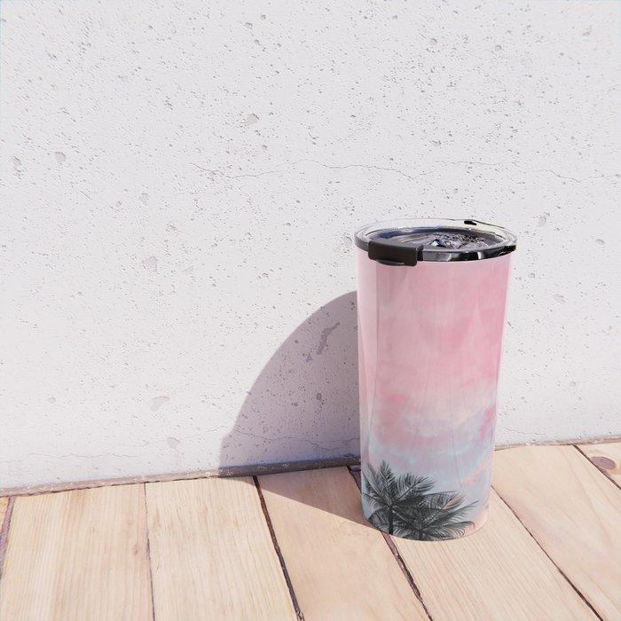 Summer Palm Tree #Society6 #Buyart #Decor Travel Mug