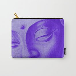 Siddharta Gautama violet Carry-All Pouch