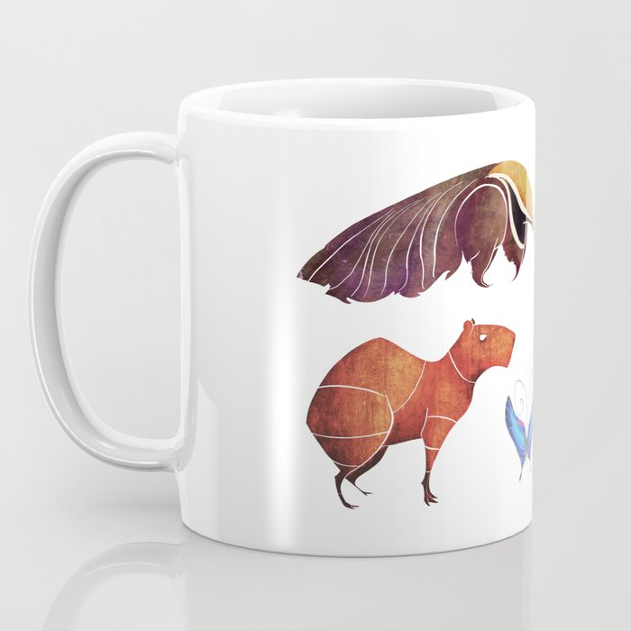 Rainforest animals Coffee Mug