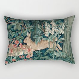 "John Henry Dearle ""Greenery"" 4. Rectangular Pillow"