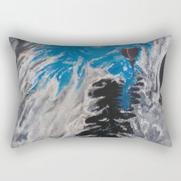 The devil of Venus Rectangular Pillow