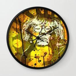 Pop-Art KING Wall Clock