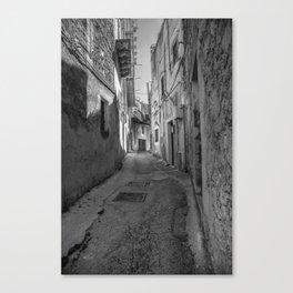 Caltabellotta Sicily Canvas Print