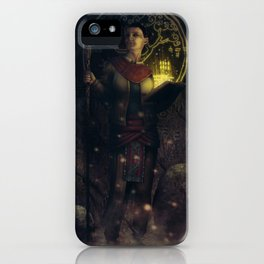 The Grower iPhone Case