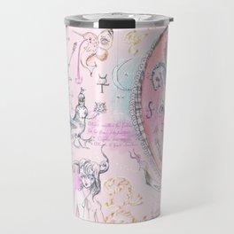 Holy Pinky world Travel Mug