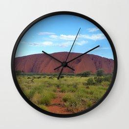 Uluru - Australia Wall Clock