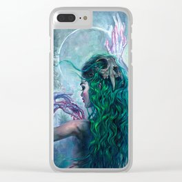 Shaman Bones Clear iPhone Case