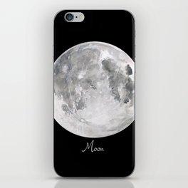 Moon #2 iPhone Skin