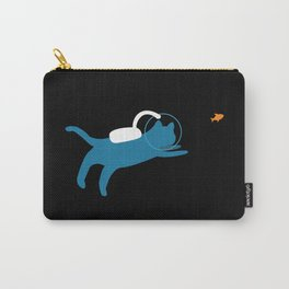 Scuba Cat Carry-All Pouch