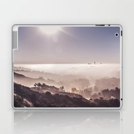 Above The Clouds | Los Angeles Laptop & iPad Skin