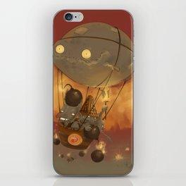 Goblin Balloon Brigade iPhone Skin