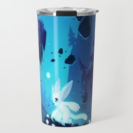 Ori - Lost without Light Travel Mug