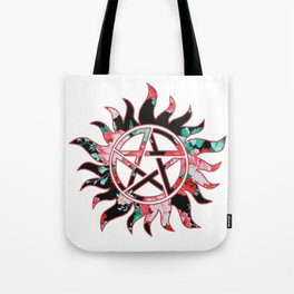 Anti-Possession Symbol Tote Bag