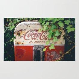 Hidden Coca-Cola Rug