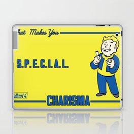 Charisma S.P.E.C.I.A.L. Fallout 4 Laptop & iPad Skin