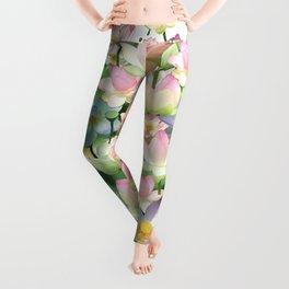 Lotus bloom Leggings