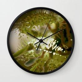 Fatty Prickle Wall Clock