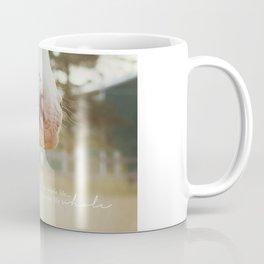 horses make me whole Coffee Mug
