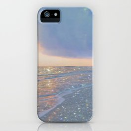 Magic ocean iPhone Case