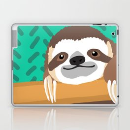 Brad Sloth Laptop & iPad Skin