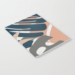 Monstera Details Notebook