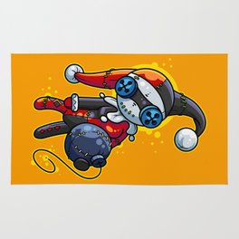 Harley Doll Rug