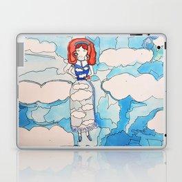 Sky Girl Laptop & iPad Skin