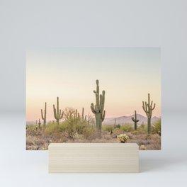 Arizona Desert Mini Art Print