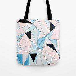 Geometric Washout #society6 #decor #buyart Tote Bag