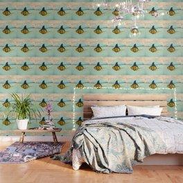 Brilliant Disguise Goldfish Wallpaper