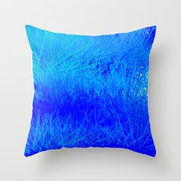 Long Thin Arrows Throw Pillow