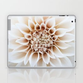 Cafe Au Lait Dahlia Laptop & iPad Skin