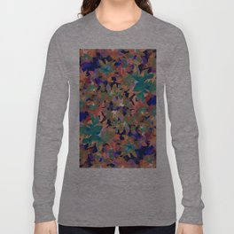 Excluded Floral Long Sleeve T-shirt