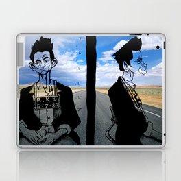 jhonny Cash Laptop & iPad Skin