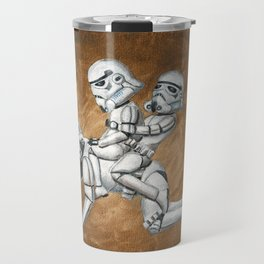 Stormtrooper Horsey Ride Travel Mug
