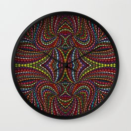 Millhause 2 Wall Clock