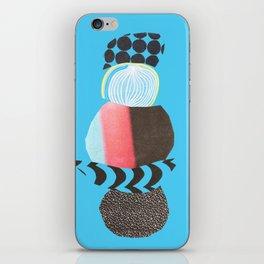 winter hokku  iPhone Skin