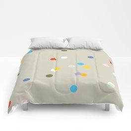 a spot of dots Comforters