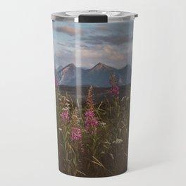 Mountain vibes - Landscape and Nature Photography Travel Mug