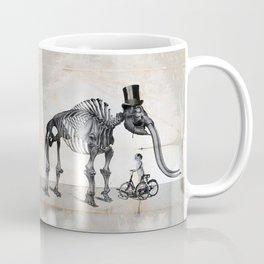 Mister Mastodon And Molly June Coffee Mug