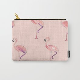 Flamingle A Little Carry-All Pouch