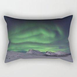 Night Storm Rectangular Pillow