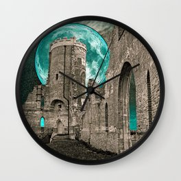 MOON FOLLY Wall Clock