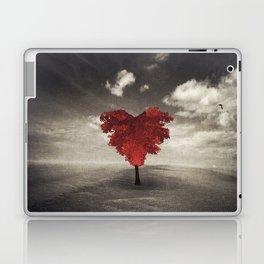 Heart Tree Laptop & iPad Skin