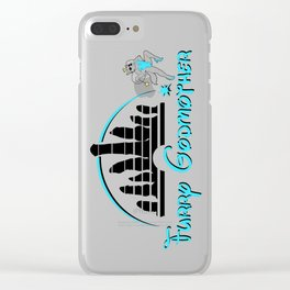 Furry Godmother Clear iPhone Case